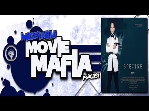 Specter Movie Review | Miserable Movie Mafia