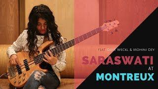 Video SARASWATI AT MONTREUX - ABHIJITH & SANDEEP ft.DAVE WECKL & MOHINI DEY..!!! download MP3, 3GP, MP4, WEBM, AVI, FLV April 2018