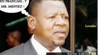 Lambert Mende fait de Tshisekedi l