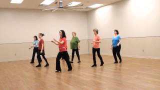 Goodbye Monday - Line Dance (Dance & Teach)