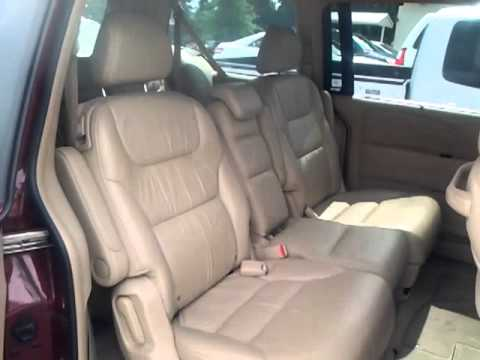 2006 Honda Odyssey Review By Alan Trainer