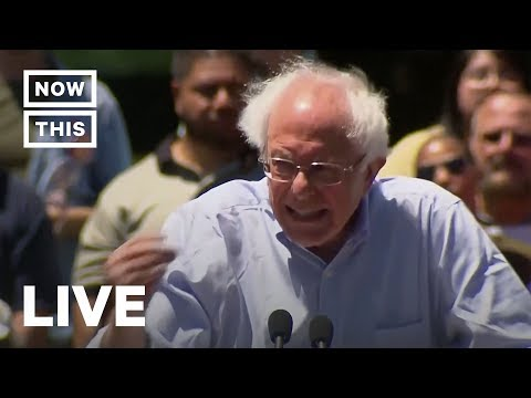 Bernie Sanders Rallies Supporters in Fort Worth | NowThis