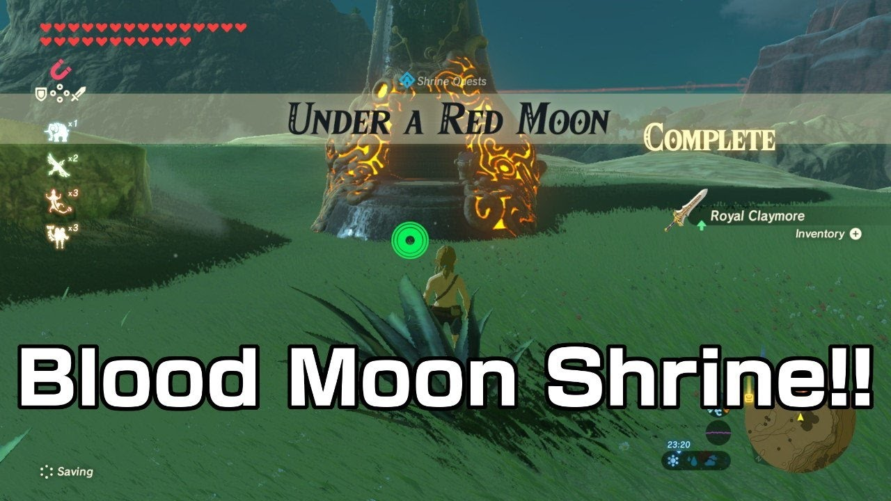 red moon shrine - photo #9