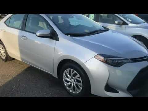Used 2017 Toyota Corolla Fredericksburg VA Richmond, VA #18X044