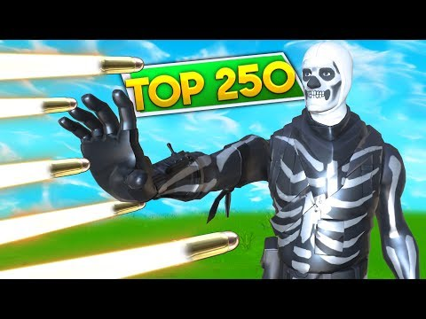 TOP 250 MOST UNBELIEVABLE GLITCHES IN FORTNITE thumbnail