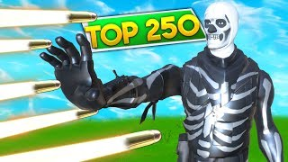 TOP 250 MOST UNBELIEVABLE GLITCHES IN FORTNITE