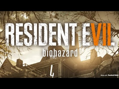 resident evil 7 part 4- All work and no play makes Jack a dull boy