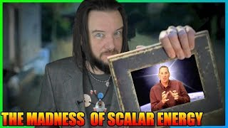 The Madness of Scalar Energy