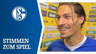 Die Stimmen nach dem Revierderby | FC Schalke 04