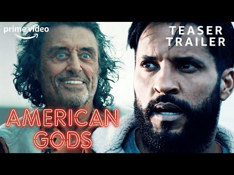 Тінь Мун в Лейксайді у першому тизері третього сезону «Американських богів»