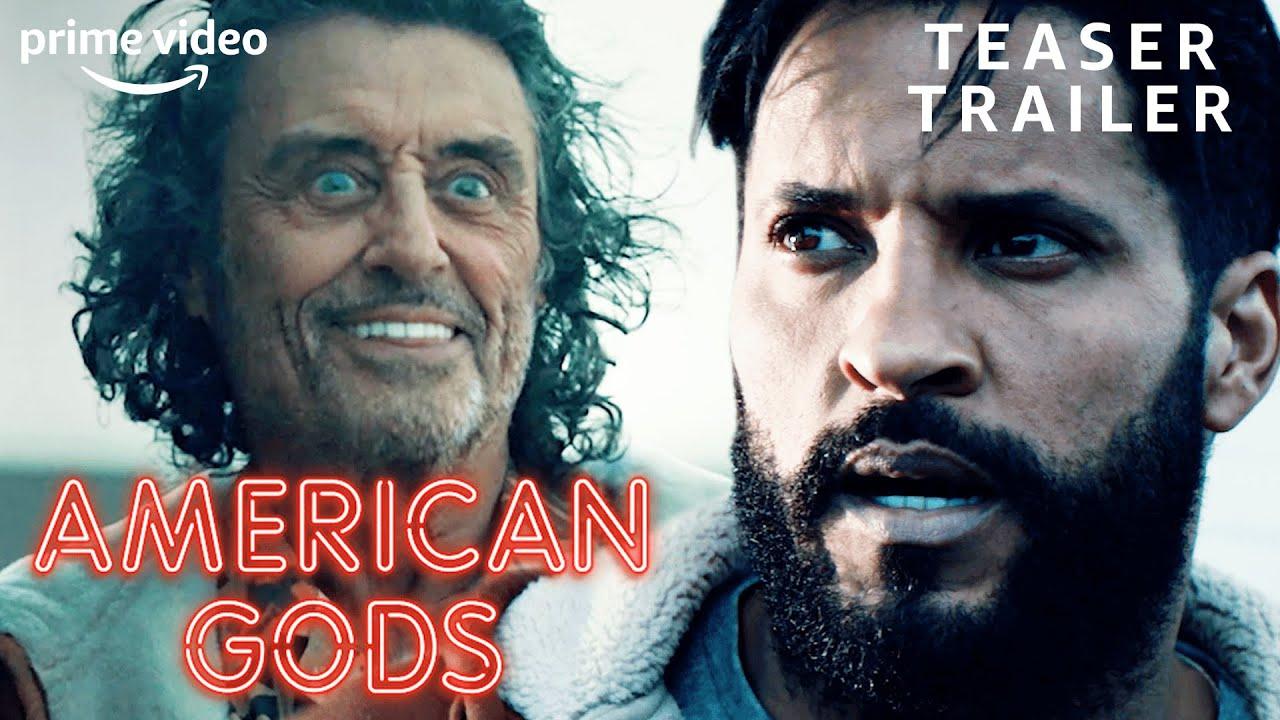 Download American Gods Season 3 | Official Teaser Trailer | Prime Video