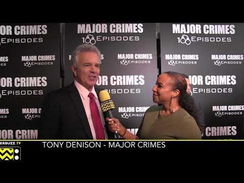 Tony Denison On Season 6 Secrets of TNT