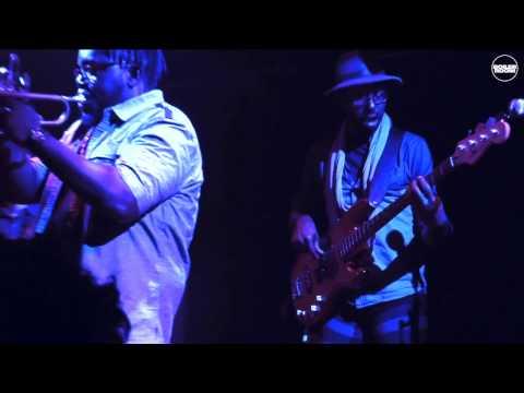 Makaya McCraven Boiler Room London Live Set Mp3