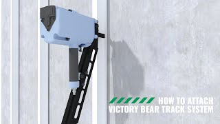 Insulation Attachment in Tilt-Wall Applications: Victory Bear Track System from Rodenhouse Inc.