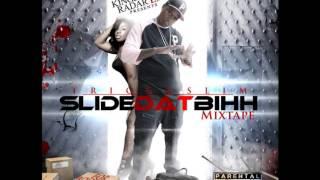 TRIGGA SLIM - fuck these niggas feat. frank lini (slide dat bihh mixtape)