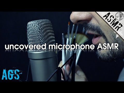 Uncovered Microphone (ASMR)(AGS)