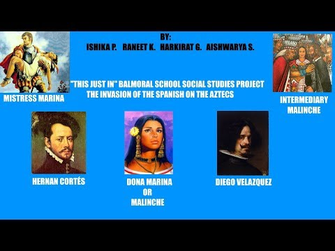 """Balmoral School Calgary - Grade 8 """"This Just In"""" News Project"""