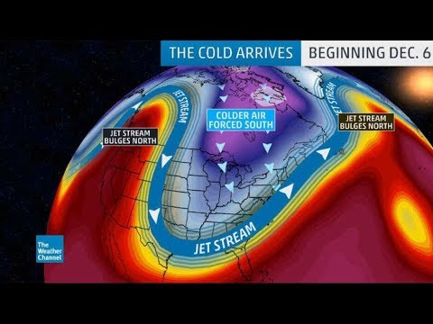 GSM Update 12/5/17 - Arctic Express - Summer Snow - Exceptional Rainfall - Global Cooling Confirmed