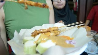 Wonderful Indonesia Culinary & Shopping Festival - Sate Lisidu