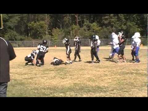 2011 Colts Rookies vs Crystal Springs