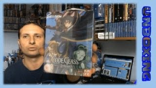 [Unboxing] Code Geass: Lelouch of the Rebellion - Complete Season 1 by Manga UK & Kazé
