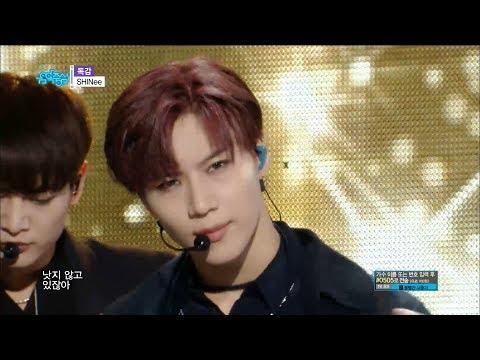 【TVPP】SHINee - Who Waits For Love, 샤이니 - 독감 @Show! Music Core