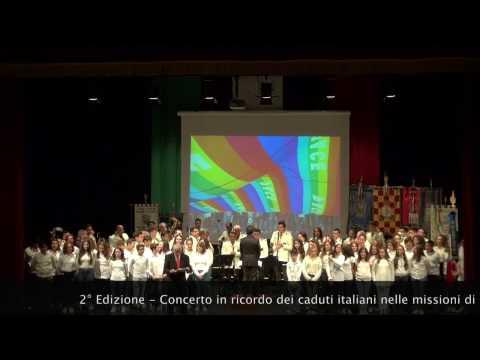 Seconda edizione del Concerto in ricordo dei Caduti per la pace a San Severo (FG)