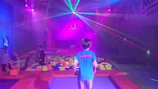 ВИДЕО MAXFUN лазерное шоу