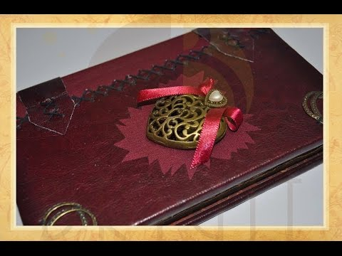 "Livro Medieval ""Secret Love"" - Vídeo"