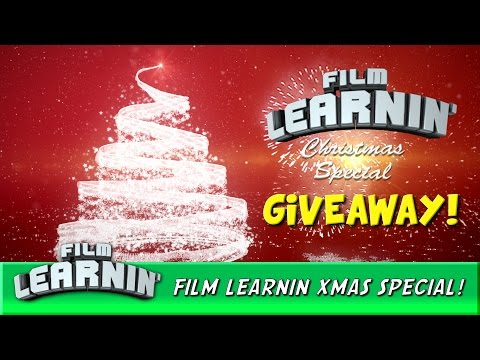 Film Learnin: Christmas Special! - 동영상