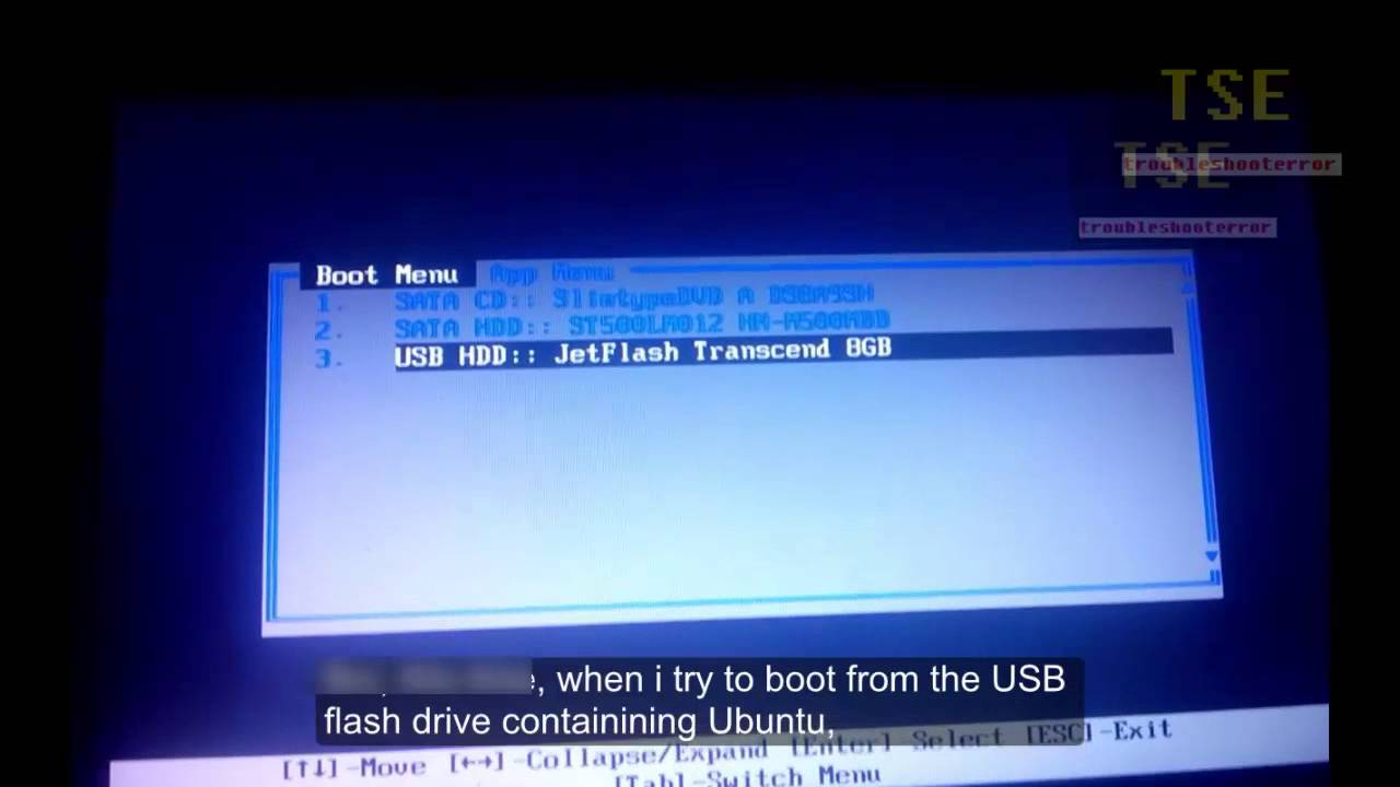 inaccessible boot