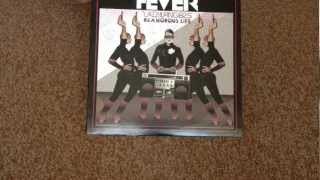 "Nostalgamer Unboxes The Fever Ladyfingers Glamorous Life Signed 12"" Vinyl"