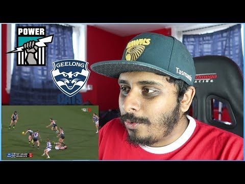 Reaction To AFL Round 14 2019: Port Adelaide V Geelong