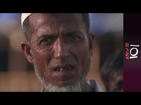 🇲🇲 The Rohingya Exodus  | 101 East