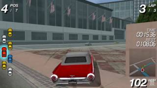 Ford Bold Moves Street Racing PSP Gameplay HD