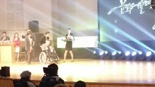 제14회 대한민국 장애인 문화예술대상-명기환(문학상)