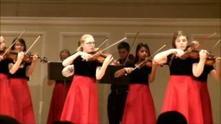 Vivaldi Strings Benefit Concert Pierce Chapel Wheaton College 06/09...