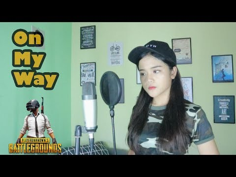 [COVER] Alan Walker, Sabrina Carpenter & Farruko - On My Way By NADAFID