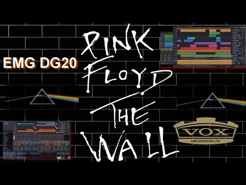 Vox VT40X Custom Preset (David Gilmour)