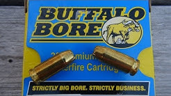 Buffalo Bore .45 ACP +P 230 gr JHP AMMO TEST