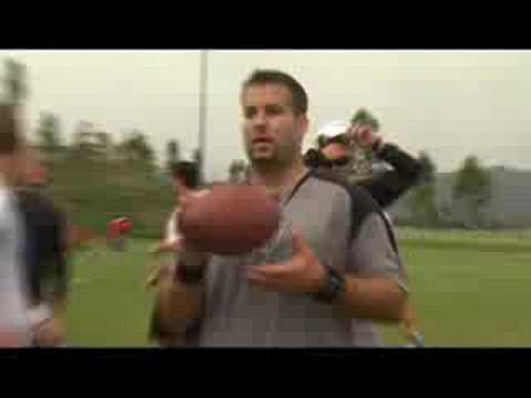 EA SPORTS Football Show 2008 - Chase Daniel at Elite 11 2008
