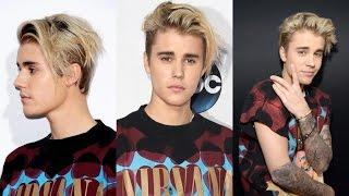 Justin Bieber Hairstyle Evolution 2009-2017 (Todos Los Peinados)
