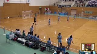 2019年IH ハンドボール 女子 3回戦 山陽(広島)VS 水海道第二(茨城)