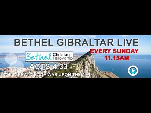 Bethel Live Stream - Sunday Service - Jesus The Rock - Michael Mifsud (14th Feb 2016)
