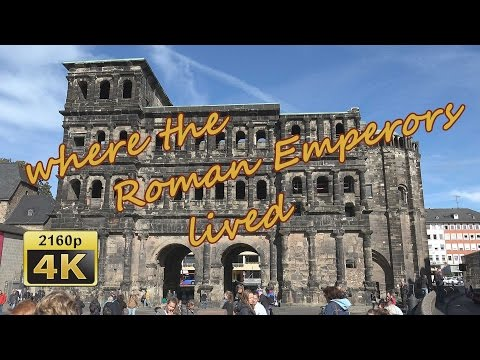 In Trier with Mandy - Germany 4K Travel Channel