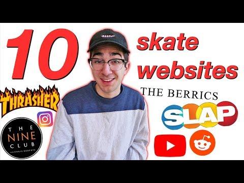 10 Best Skateboarding Websites