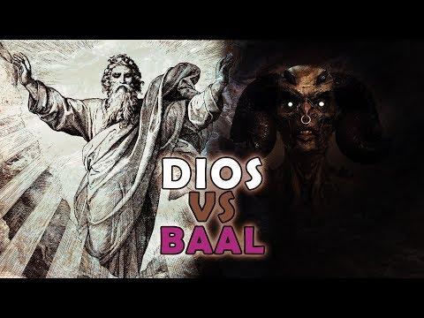 Baal Vs Dios BATALLA ÉPICA DE LA ANTIGUEDAD