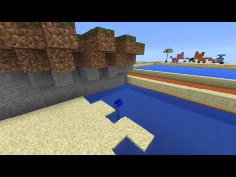 Minecraft PE Server - Summer Time!! Pigraid Build Battle Event (Speed Build)