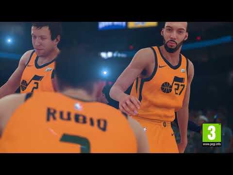NBA2K18 - Momentous (UK)