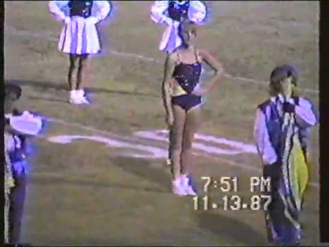 Northern High School Marching Knights Band 1987- Durham, NC